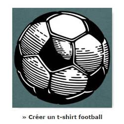 Créez votre t-shirt football coupe du monde personnalisé