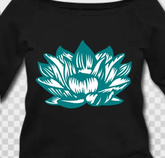 personnaliser et imprimer son t-shirt fleur en ligne
