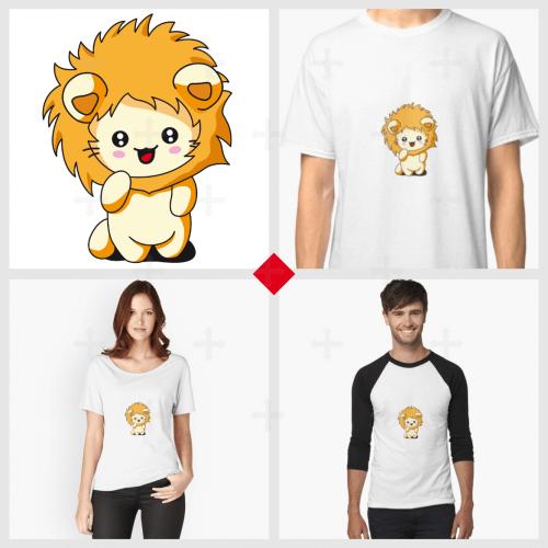 Petit chaton déguisé en lion avec une capuche en forme de crinière de lion..